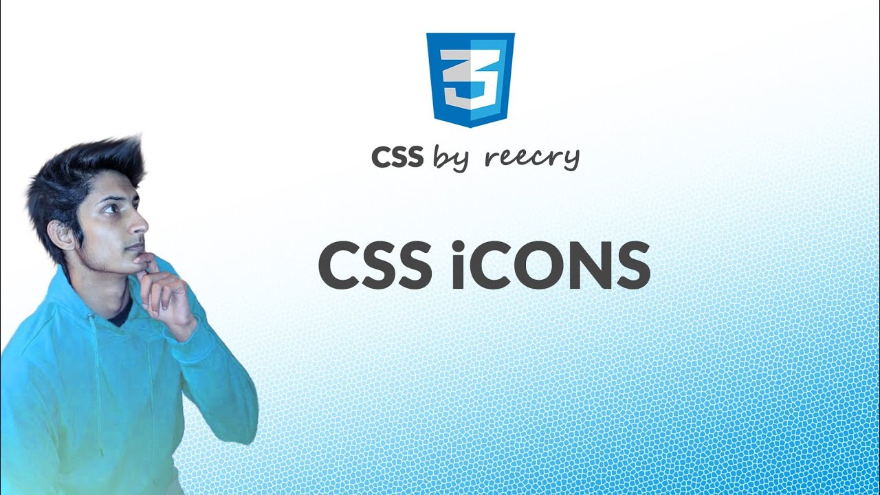 CSS Icons | How to Use Google Icons and Font Awesome Icons in Hindi