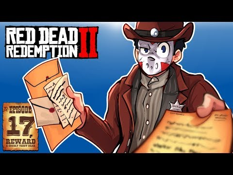TERRIBLE OLD MAN & MAIL DELIVERY! - RED DEAD REDEMPTION 2 - Ep. 17!
