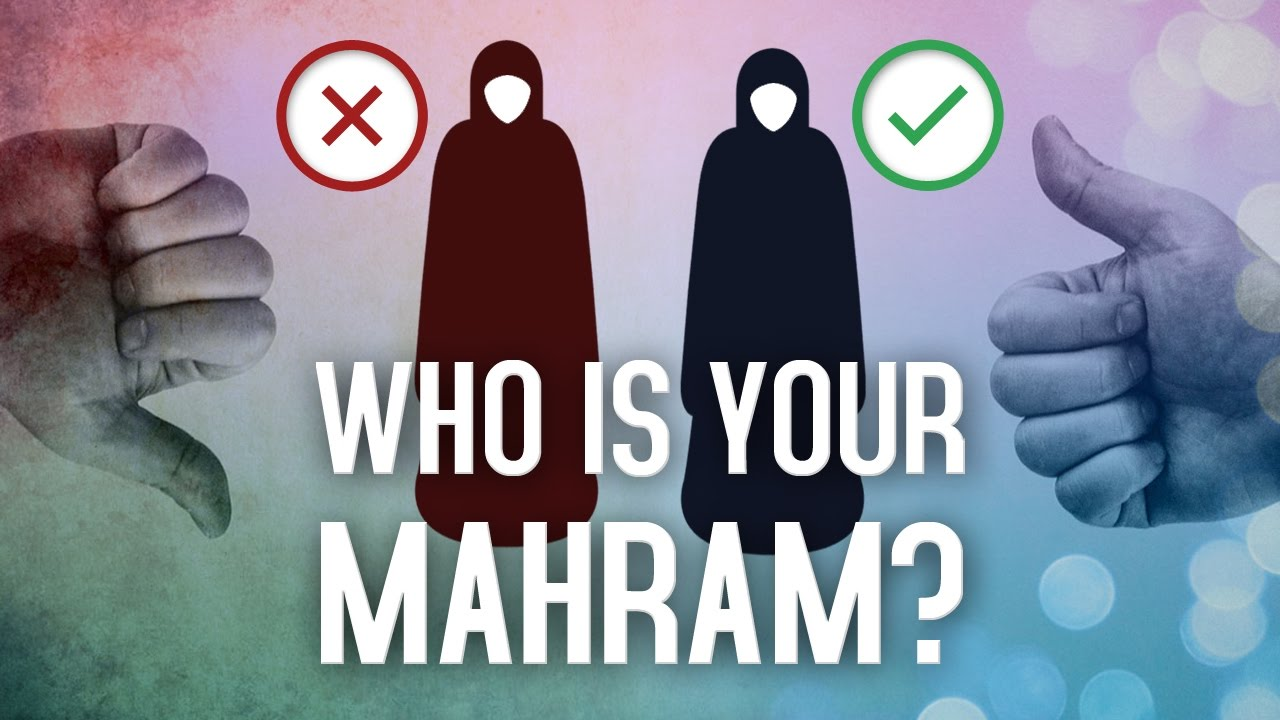 Who Is Your Mahram?