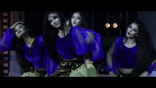 DANCE PERFORMED BY Manipur film's actress