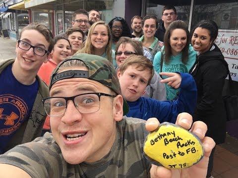 2018 Winter Retreat - Wagontown Chapel Youth Group
