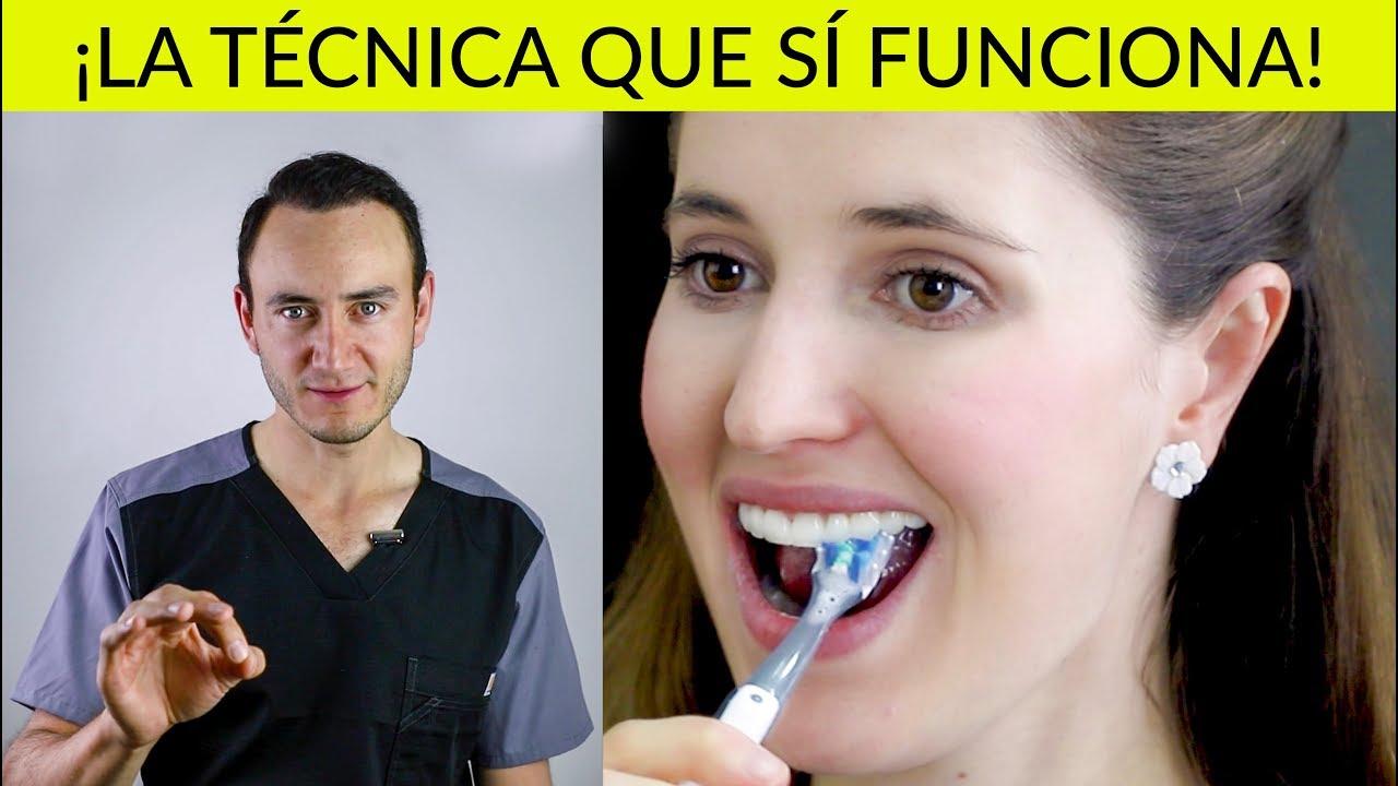 La mejor técnica para cepillar los dientes y cómo usar el hilo/seda dental | ¿Cuál hilo es el mejor?