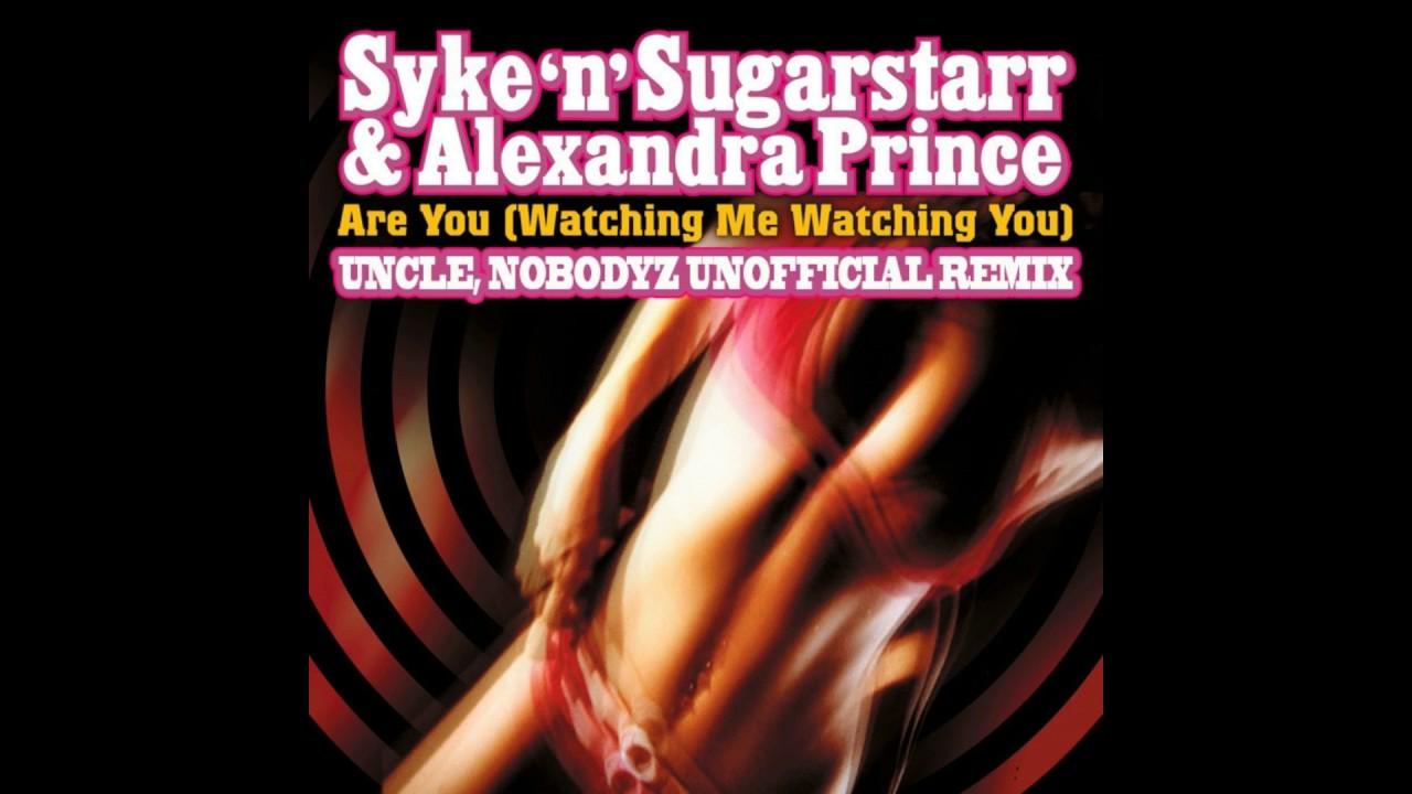 Syke 'N' Sugarstarr - Ticket To Ride