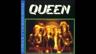 Queen - Crazy Little Thing Called Love (Only Freddie's Vocals)