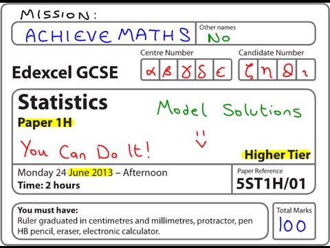GCSE statistics