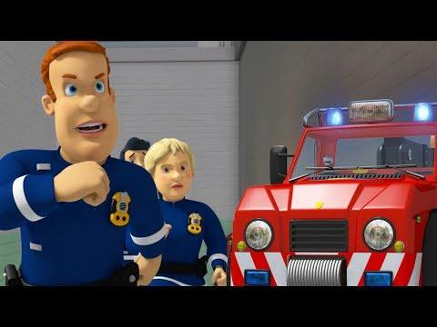 Brandweerman Sam Nederlands | Zielige Jenny 🔥 Nieuwe Afleveringen