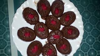 CHOCOLATE DATES WITH FINEST HALWA | HOMEMADE BY SWEET |SRILANKA