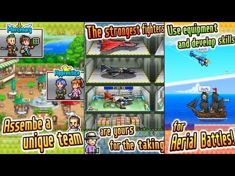 Skyforce Unite Gameplay Android / IOS