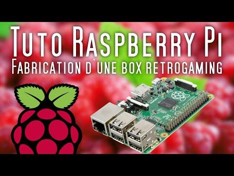 [Tuto] Raspberry Pi - Comment fabriquer une box rétro-gaming (DIY)