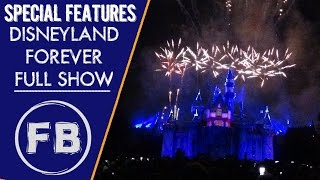 Disneyland Forever Fireworks - Full Show from VIP seats at The Hub thumbnail