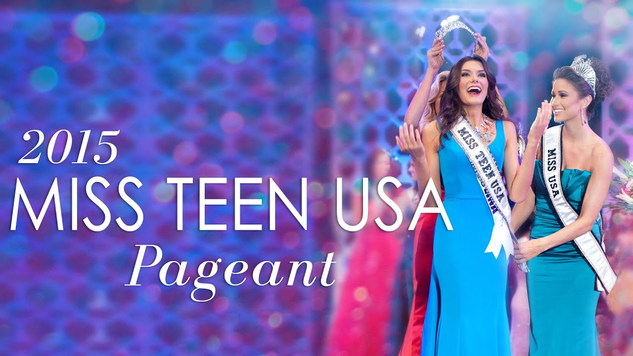 Miss teen jr pageant videos watch