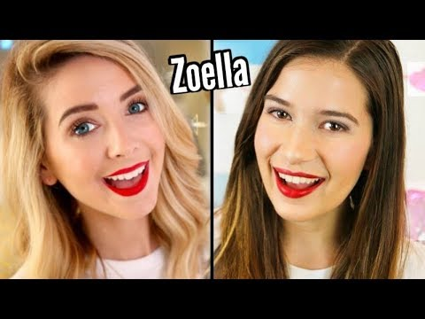 Zoella Inspired Makeup Tutorial!