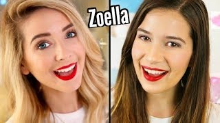 Zoella Inspired Makeup Tutorial!