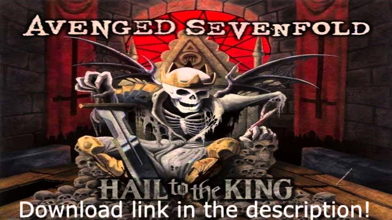 avenged sevenfold hail to the king full album free download