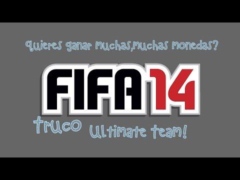 NUEVO TRUCO FIFA 14 PARA GANAR MONEDAS FÁCIL Y RÁPIDO[AMPLIADO]