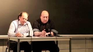 Le Vivant et le Temps - Jean-Claude Ameisen et Pierre-Henri Gouyon - 3 mai 2012 - ENS