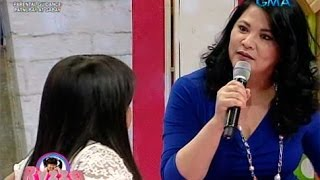 """""""Si Tito Maru (Sotto), favorite ko."""" -- Ryzza Mae"""