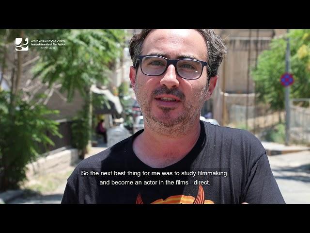 مقابلة مع تامر النبر