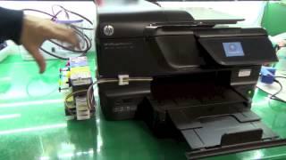 Limpeza De Cabeçote Forçada Nas Hp Série Pro (8100/8600/8610/8620/8630/7110/7610/7612) - Sulink