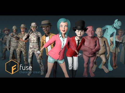 [СОЗДАНИЕ ИГР] - Как создать и анимировать персонажа для своей игры?