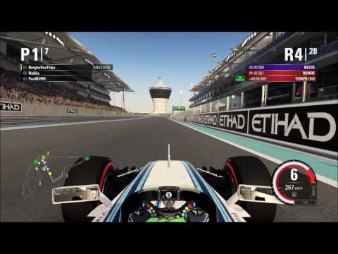 [S11] Apex Online Racing Split 1 - Round 15: Abu Dhabi Grand Prix