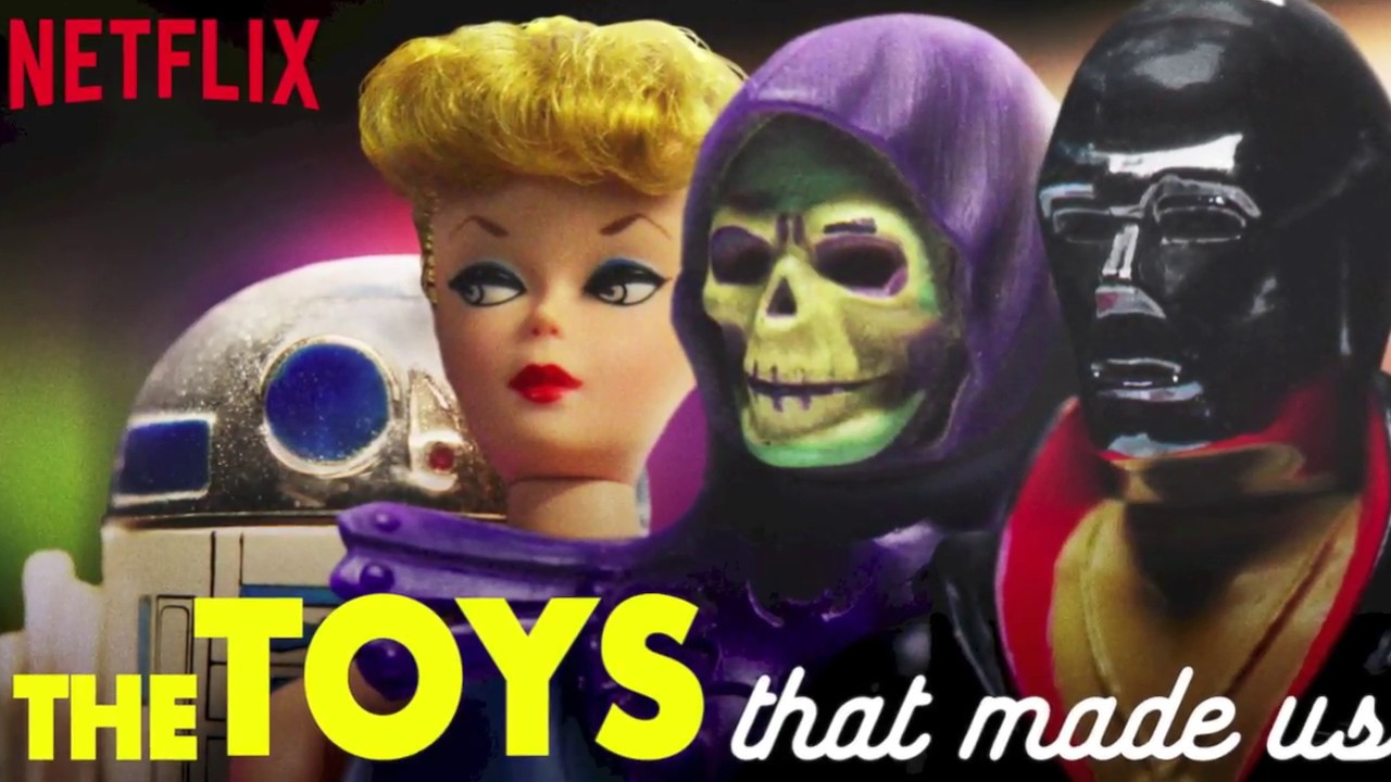 Netflix The Toys That Made Us Juguetes Antiguos 80