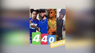 Ceky Viciny, Yopo La Grasa, Tapia El Sicario, MC Albertico - 440 (Remix)