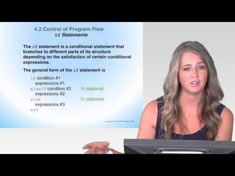 Chapter4: Program Flow Control