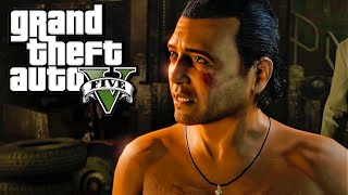 GTA 5 (PC) - Gameplay Walkthrough - Mission #25: By The Book [Gold Medal]