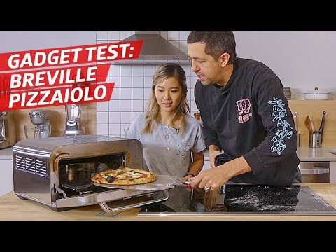 Is the $799 Breville Pizzaiolo the Best Way to Make Pizza at Home? — The Kitchen Gadget Test Show