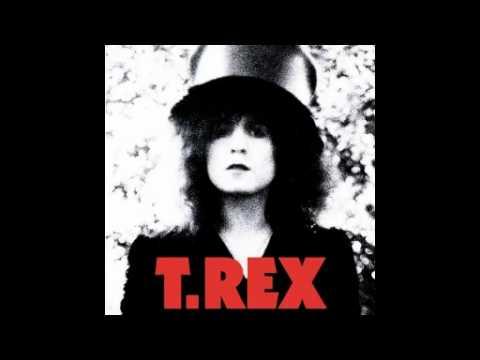 mystic lady   t.rex
