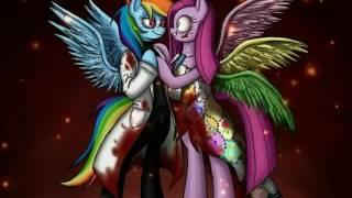 rainbow-dash-and-pinkamena-tribute
