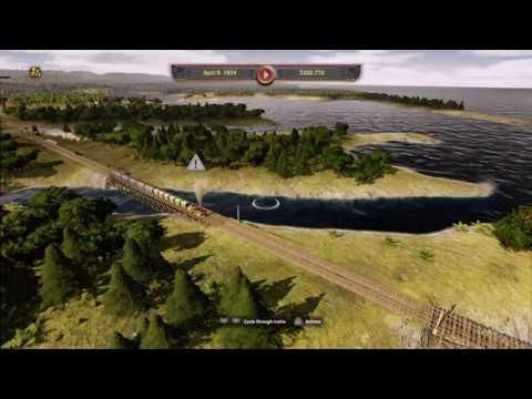 Railway Empire - more train tracks - part two  