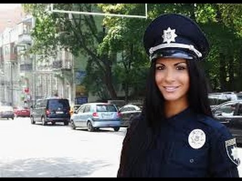 Sexiest police officer female