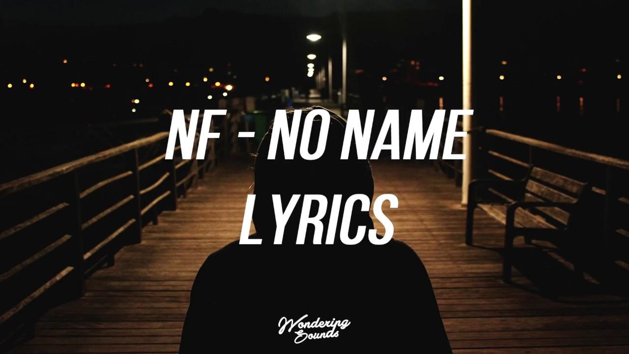 Download NF - NO NAME (Lyrics)
