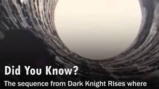 Dark Knight Rises facts | Batman