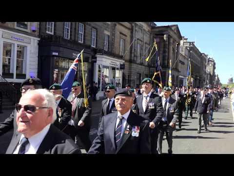 Armed Forces Day - Edinburgh - 2018