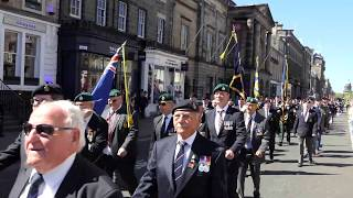 Armed Forces Day - Edinburgh - 2018