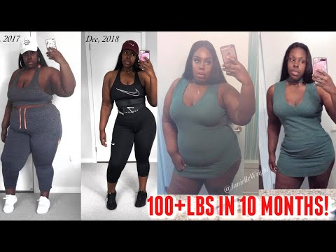 MY WALK WITH CHRIST TO LOSING 100LBS! MY WEIGHT LOSS JOURNEY STORY!
