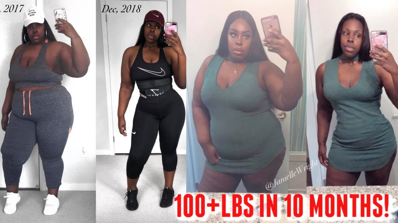 MY WALK WITH THE MOST HIGH TO LOSING 100LBS!  MY WEIGHT LOSS JOURNEY