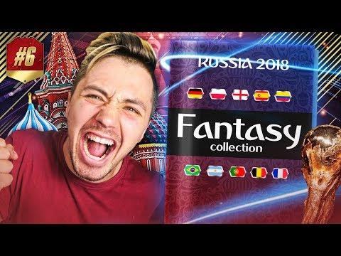 FANTASY COLLECTION [#6] World Cup 🇷🇺 FIFA 18 / DEV