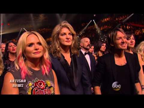 CMA AWARDS WRAP  CHRIS STAPLETON, LITTLE BIG TOWN WIN BIG
