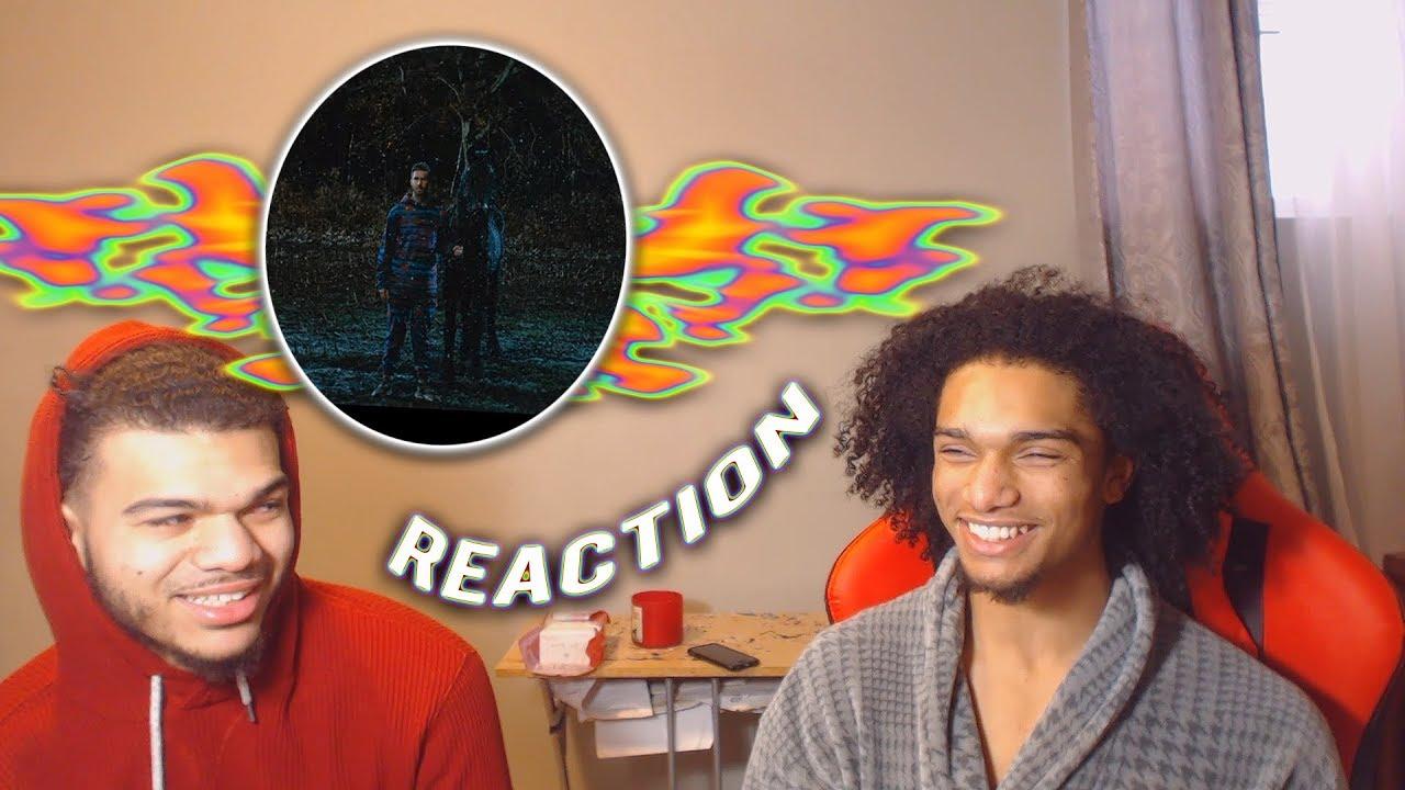 Calvin Harris, Rag'n'Bone Man - Giant (Official Video) | REACTION