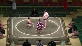 平成29年5月場所1日目取組結果一覧 (外部サイト:Sumo Reference) ht...