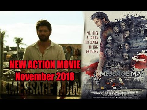 Message Man (2018) II NEW ACTION MOVIE