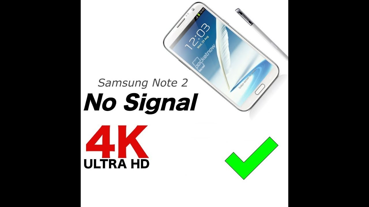Samsung Note 2 Fix Not Registered On Network Youtube