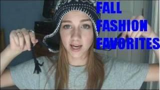 ♥ Fall Fashion Favorites ♥ Thumbnail