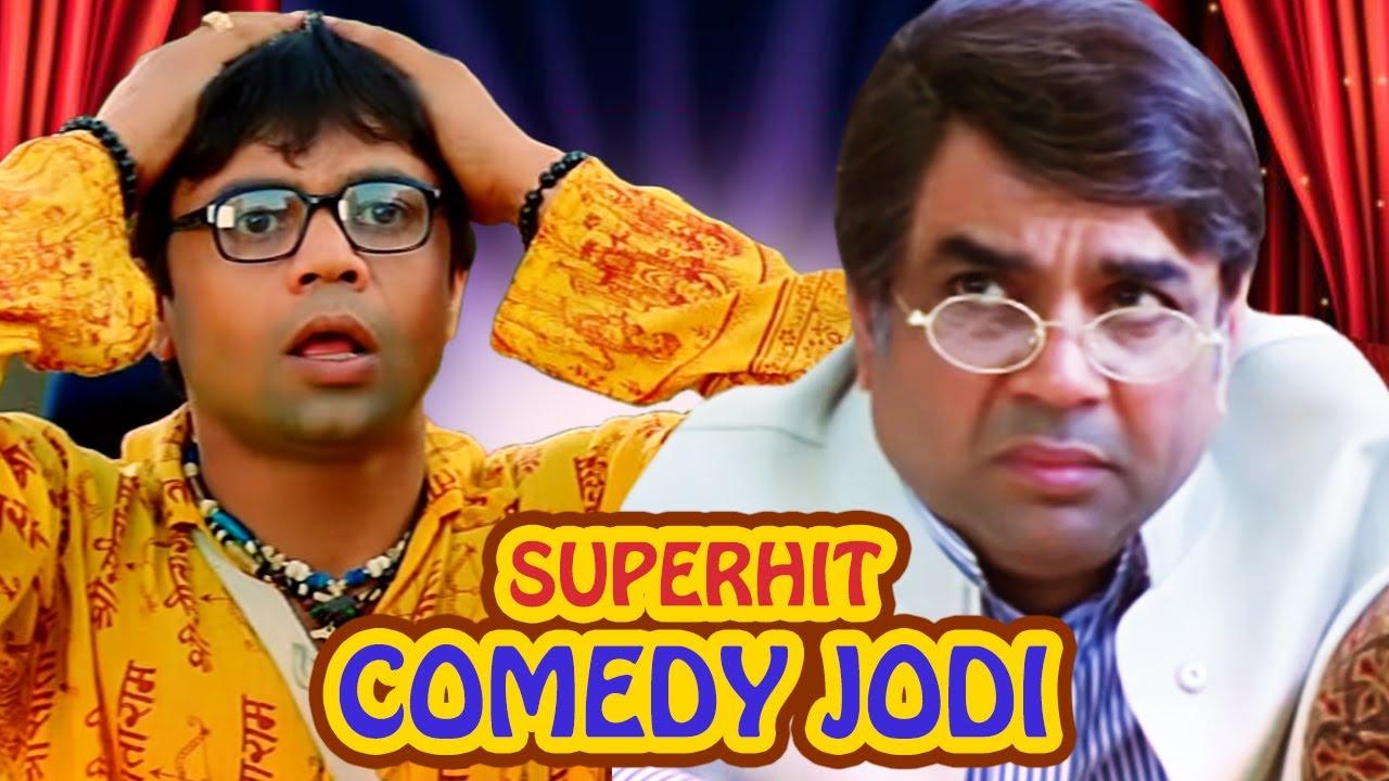 Best of Bollywood Comedy Scenes - Rajpal Yadav - Paresh Rawal- Bhagam Bhag - Mujhse Shaadi Karoge