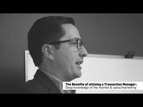 Video: The Benefits of Using a Property Transaction Manager