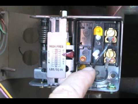 Hvac Pressure Controls Youtube
